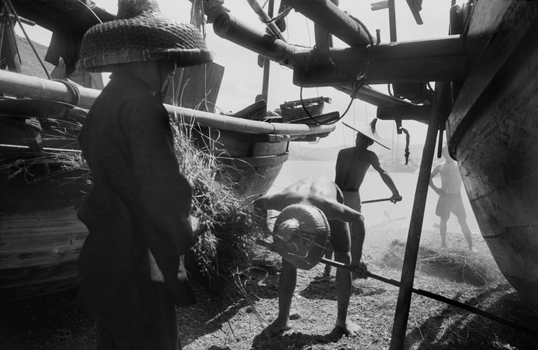 Anh hiem ve lang chai ngheo kho o Hong Kong nam 1952-Hinh-6