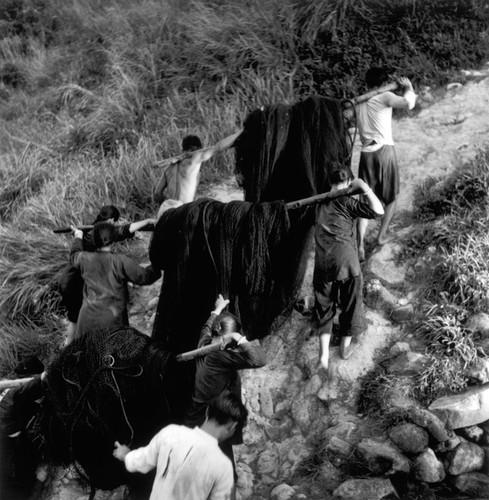 Anh hiem ve lang chai ngheo kho o Hong Kong nam 1952-Hinh-9