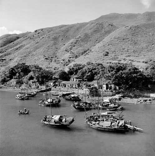 Anh hiem ve lang chai ngheo kho o Hong Kong nam 1952