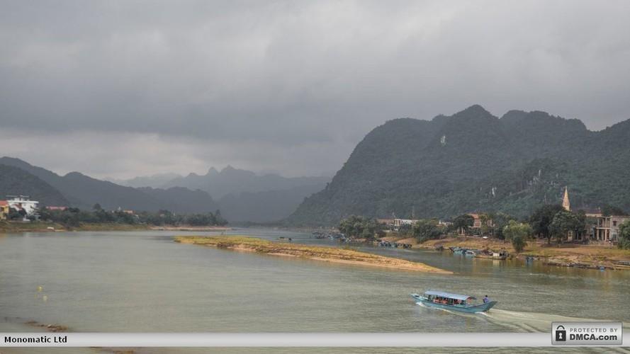 Phong Nha - Ke Bang dep ngan ngo qua ong kinh khach Tay-Hinh-2