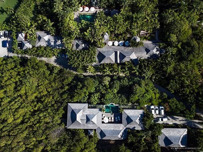 Choáng ngợp với khu biệt thự cực sang bên bờ biển Caribbean - Ảnh 13