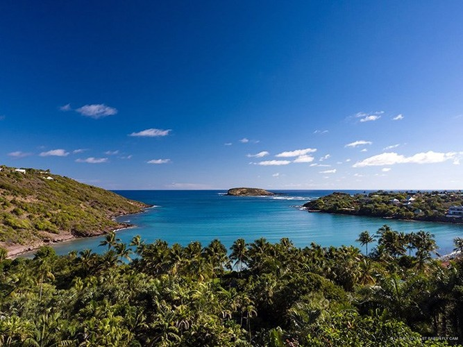 Choáng ngợp với khu biệt thự cực sang bên bờ biển Caribbean - Ảnh 1
