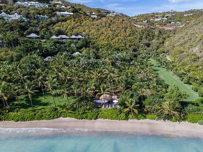 Choáng ngợp với khu biệt thự cực sang bên bờ biển Caribbean - Ảnh 2