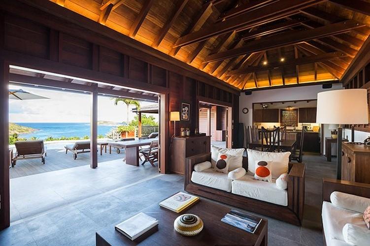 Choáng ngợp với khu biệt thự cực sang bên bờ biển Caribbean - Ảnh 9