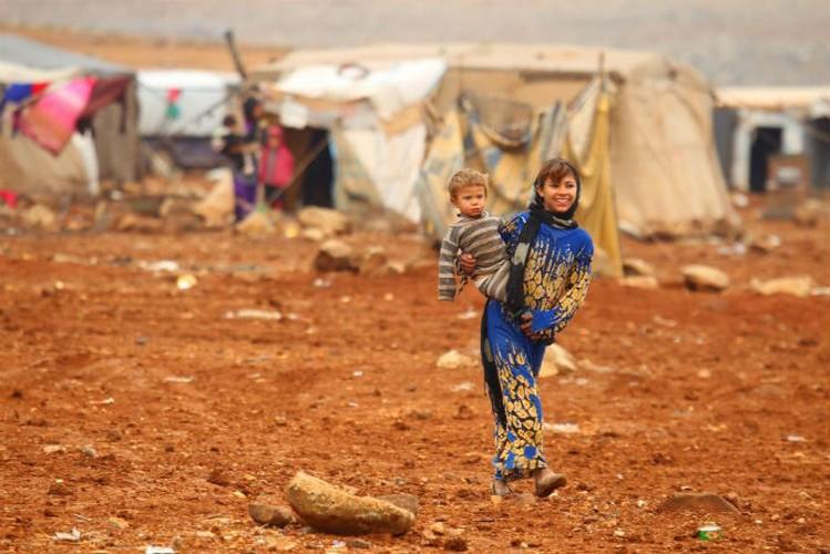 Khung hoang nhan dao o Syria qua anh-Hinh-6
