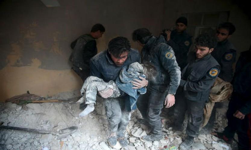Dat nuoc Syria dau thuong qua loat anh moi nhat-Hinh-10