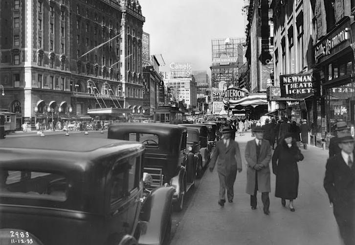 Anh hiem thanh pho New York hoi nhung nam 1930-Hinh-10
