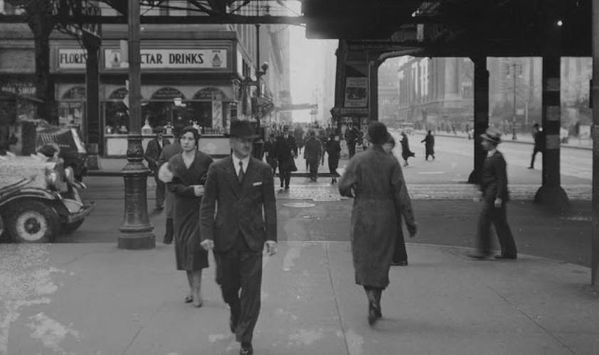 Anh hiem thanh pho New York hoi nhung nam 1930-Hinh-11