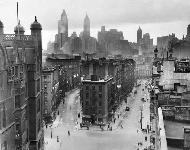 Anh hiem thanh pho New York hoi nhung nam 1930-Hinh-7