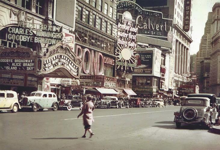 Anh hiem thanh pho New York hoi nhung nam 1930-Hinh-8
