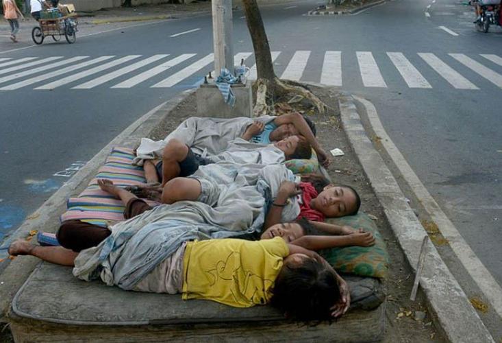 Ngot ngat cuoc song chen chuc o thu do Manila-Hinh-10