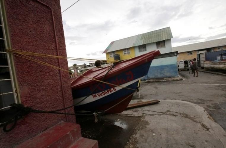 Bao Matthew gay thiet hai nang o Haiti, Cuba-Hinh-12