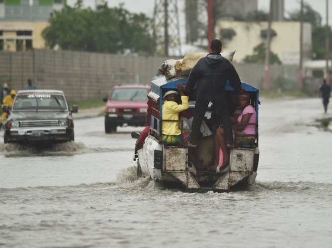 Bao Matthew gay thiet hai nang o Haiti, Cuba-Hinh-13