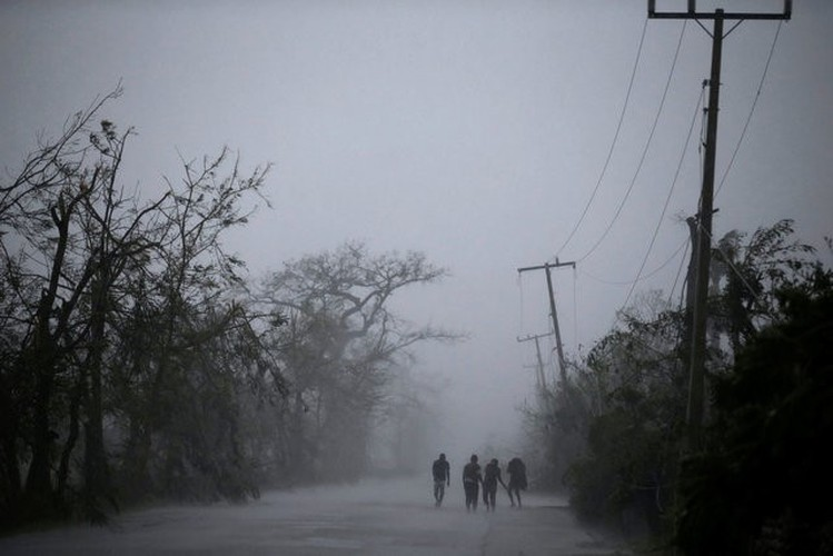 Bao Matthew gay thiet hai nang o Haiti, Cuba-Hinh-2