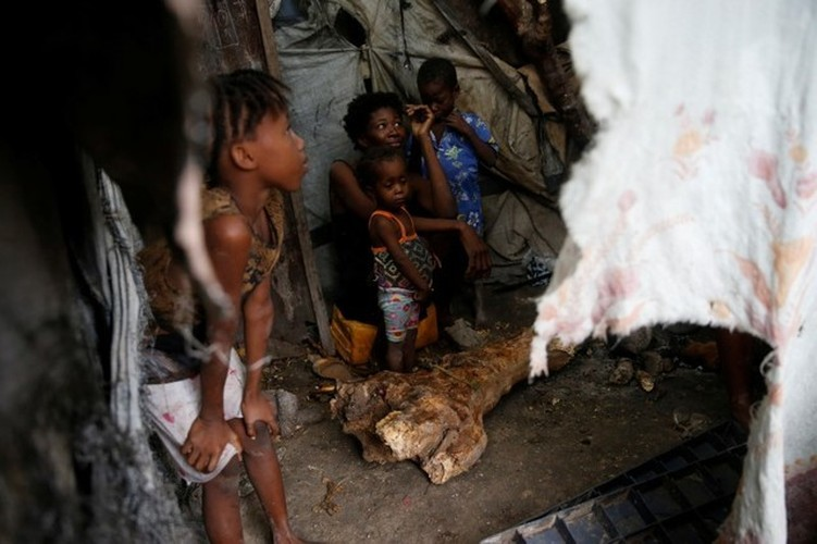 Bao Matthew gay thiet hai nang o Haiti, Cuba-Hinh-5