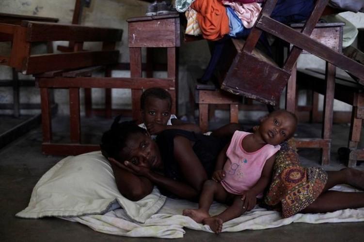 Bao Matthew gay thiet hai nang o Haiti, Cuba-Hinh-7