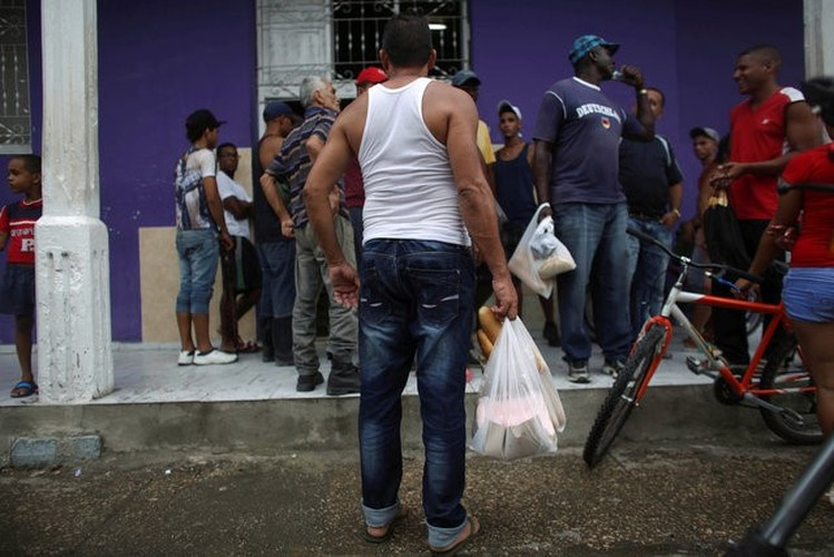 Bao Matthew gay thiet hai nang o Haiti, Cuba-Hinh-8