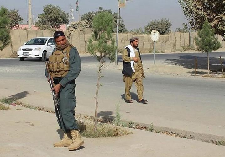 Quan doi Afghanistan xua duoi phien quan Taliban khoi Kunduz-Hinh-5