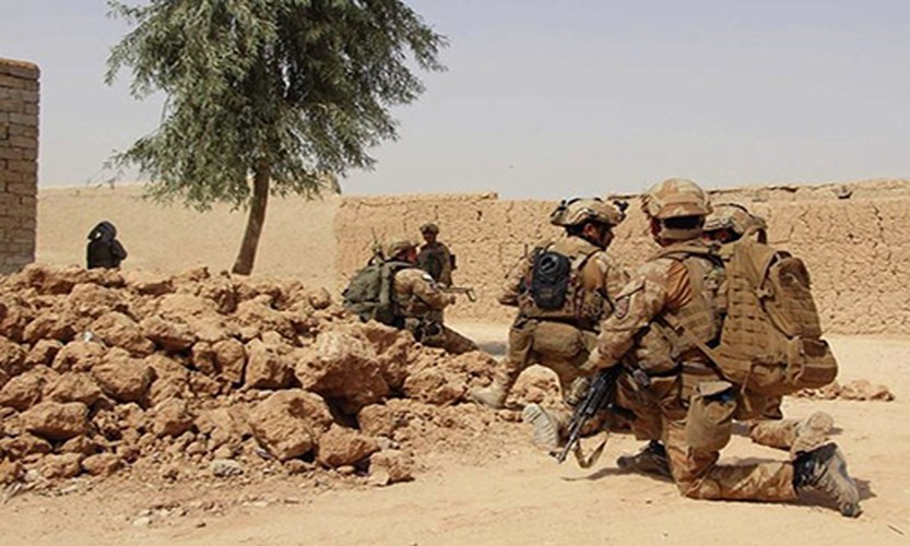 Quan doi Afghanistan xua duoi phien quan Taliban khoi Kunduz-Hinh-7