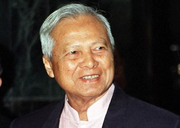 Chan dung Tuong Prem Tinsulanonda se nhiep chinh o Thai Lan-Hinh-2
