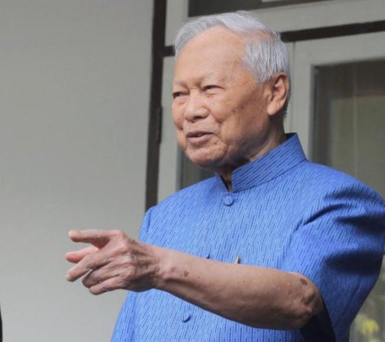 Chan dung Tuong Prem Tinsulanonda se nhiep chinh o Thai Lan-Hinh-8