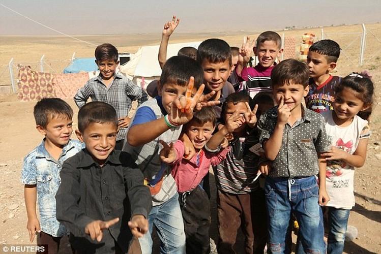 Hinh anh ban dau cua chien dich giai phong Mosul-Hinh-11