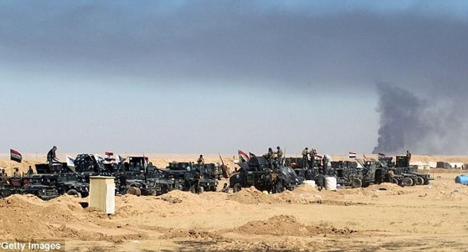Hinh anh ban dau cua chien dich giai phong Mosul-Hinh-2