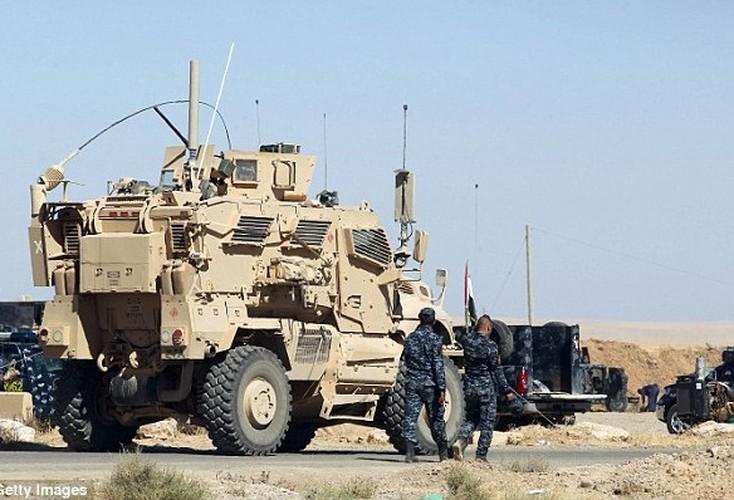 Hinh anh ban dau cua chien dich giai phong Mosul-Hinh-4