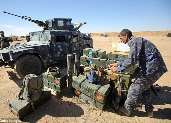 Hinh anh ban dau cua chien dich giai phong Mosul-Hinh-6