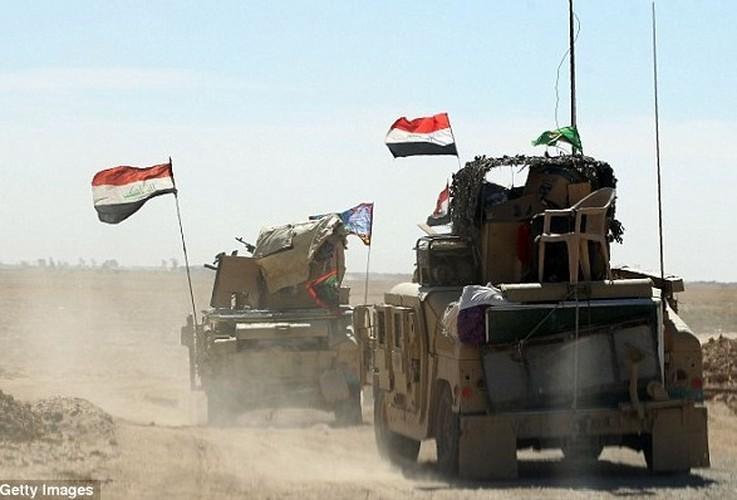 Hinh anh ban dau cua chien dich giai phong Mosul-Hinh-8