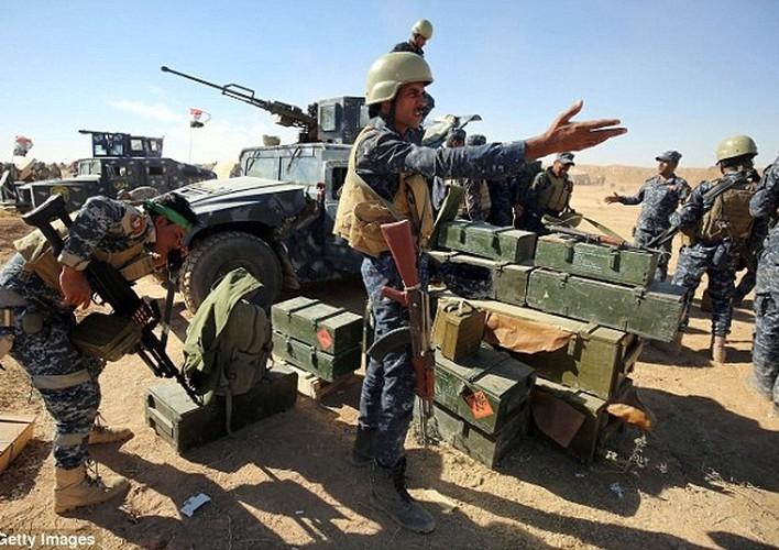 Hinh anh ban dau cua chien dich giai phong Mosul-Hinh-9