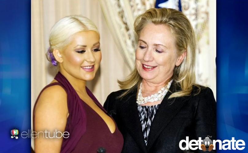 Nhung buc anh ma ba Hillary Clinton muon xoa nhat-Hinh-6