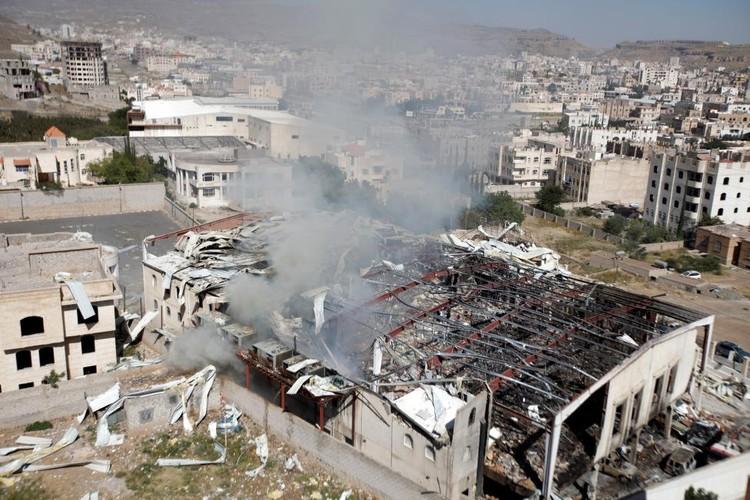 Canh tan hoang o dat nuoc Yemen ben bo vuc sup do-Hinh-3