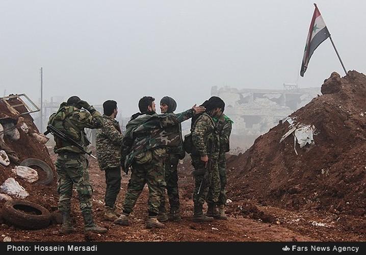 Chum anh quan dan Syria an mung chien thang Aleppo-Hinh-6