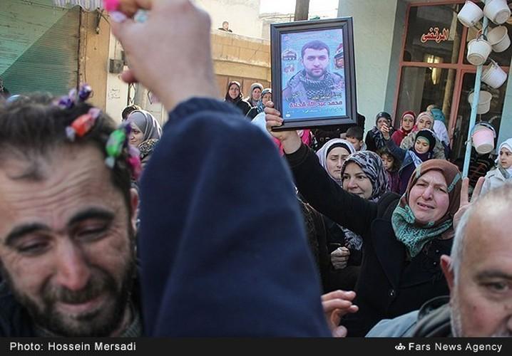Chum anh quan dan Syria an mung chien thang Aleppo-Hinh-8