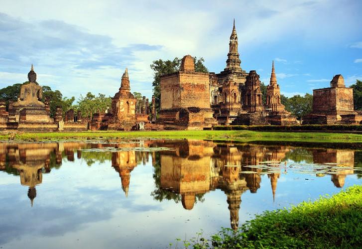 Ngan ngo truoc khung canh 10 thi tran dep nhat Thai Lan-Hinh-4