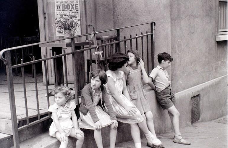 Cuoc song thuong nhat o thu do Paris nam 1955 qua anh-Hinh-9