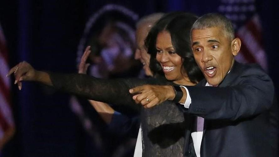 Hinh anh Tong thong Obama trong buoi phat bieu chia tay-Hinh-8