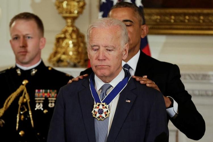 Dau an Pho Tong thong My Joe Biden trong 8 nam tai nhiem