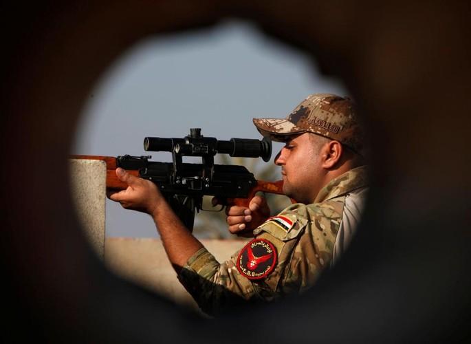Anh: Dac nhiem Iraq thua thang xoc toi o thanh pho Mosul-Hinh-11