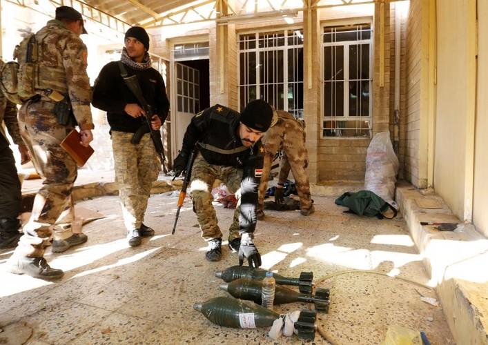 Anh: Dac nhiem Iraq thua thang xoc toi o thanh pho Mosul-Hinh-12