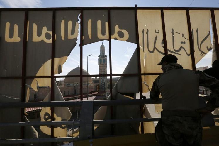 Anh: Dac nhiem Iraq thua thang xoc toi o thanh pho Mosul-Hinh-4