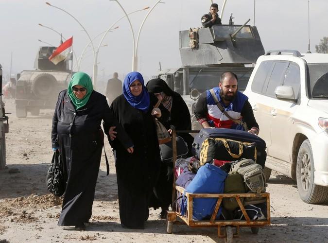 Anh: Dac nhiem Iraq thua thang xoc toi o thanh pho Mosul-Hinh-7