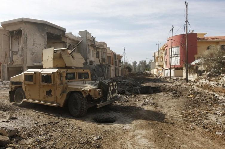 Anh: Dac nhiem Iraq thua thang xoc toi o thanh pho Mosul-Hinh-8