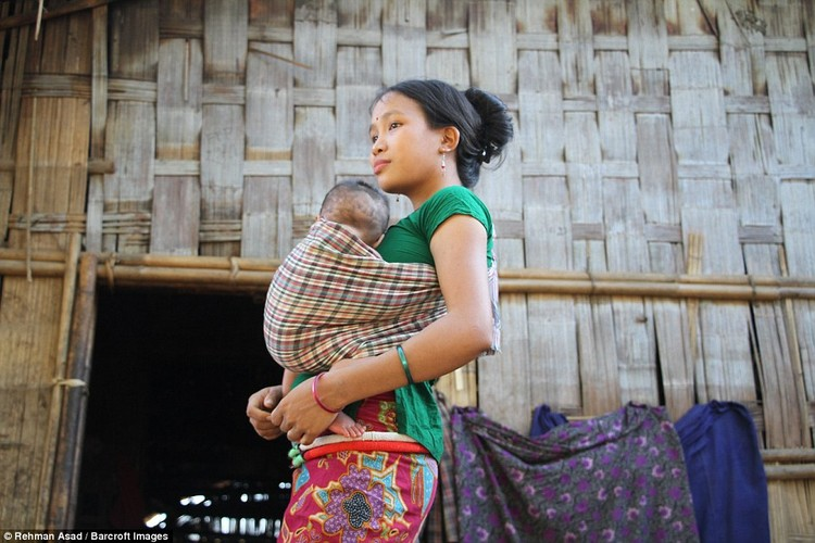 Cuoc song biet lap cua bo lac o Bangladesh-Hinh-6