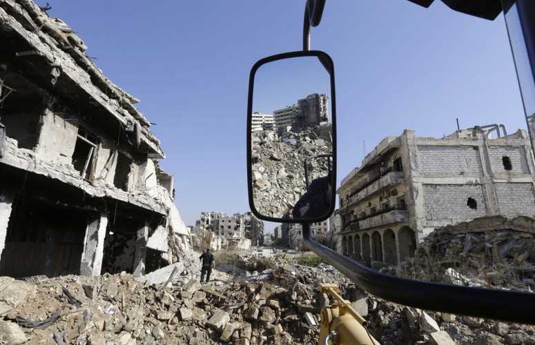 Canh do nat o thanh pho Aleppo qua anh moi nhat-Hinh-3