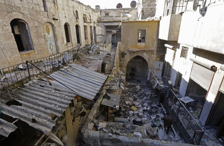 Canh do nat o thanh pho Aleppo qua anh moi nhat-Hinh-5