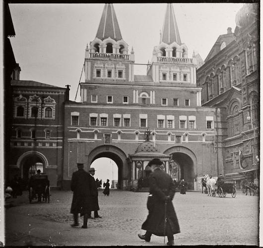 Dien mao thu do Moscow hoi thap nien 1910