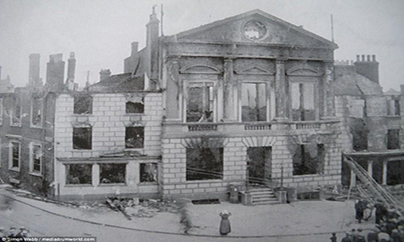Chum anh tinh hinh bat on o Anh nam 1919-Hinh-4