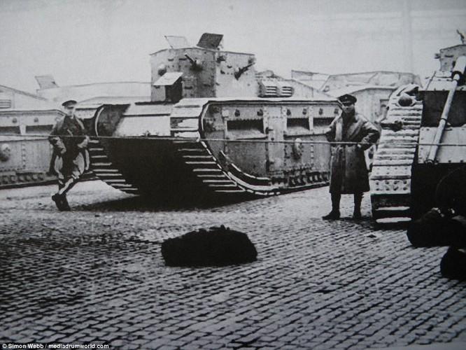 Chum anh tinh hinh bat on o Anh nam 1919-Hinh-6
